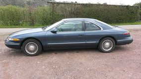 1996 Lincoln Mark VIII in Spangdahlem, Germany