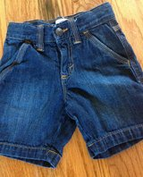 Baby/Toddler Boys Old Navy blue jean shorts size 3T in Macon, Georgia