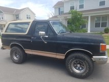 1989 Ford Bronco in Lawton, Oklahoma