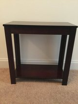 Small end table in Tyndall AFB, Florida