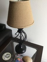 Lamp with shade in Tyndall AFB, Florida