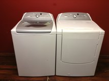 Washer and Dryer (Whirlpool GAS) in Tomball, Texas