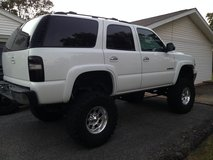 2001 Chevy Tahoe (Great White) in Lawton, Oklahoma