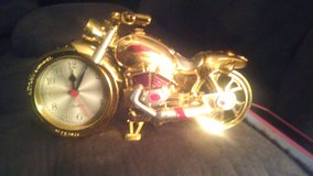 new style motorcycle model grandfather clock alarm clock in Fort Campbell, Kentucky
