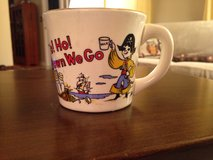 Vintage Pirate Mug in Oswego, Illinois