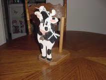 Cow Paper Towel Holder in Alamogordo, New Mexico