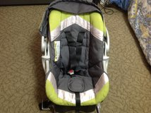 Baby carseat in Okinawa, Japan