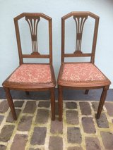 Two very nice old antique chairs from France Shabby Chic in Ramstein, Germany