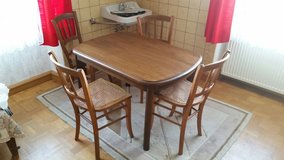 Dining room set in Ramstein, Germany