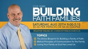 CONFERENCE!! featuring STEVE DEMME( Building Faith Families) in Beaufort, South Carolina
