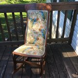 Beautiful redone rocker in bookoo, US