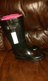 Rue 21 Rain Boots ** REDUCED ** in Moody AFB, Georgia