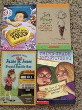 Junie b jones , judy moody and more chapter books in Beaufort, South Carolina