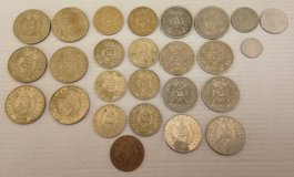Misc Lot of Money Coins from Guatemala Quetzal Centavos in Houston, Texas