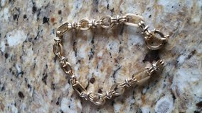 14kt solid gold bracelet in Lockport, Illinois