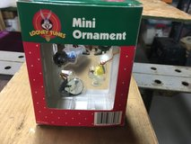 Looney Tune new ornaments in Chicago, Illinois