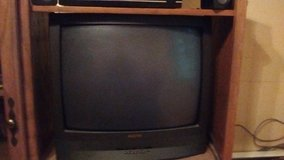 Older tv in Fort Leonard Wood, Missouri