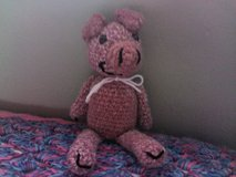 Crochet Pig doll in Fort Carson, Colorado