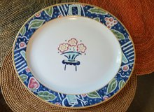 ATMOSPHERE by Pfaltzgraff (Montage) OVAL SERVING PLATTER in Beaufort, South Carolina
