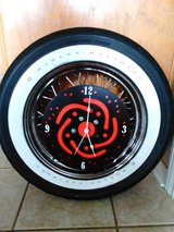 Harley Davidson wheel clock in DeRidder, Louisiana