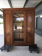 Louis XVI Cabinet- Reduced in Spring, Texas