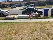 Curb alert!!! Everything must go. in Camp Pendleton, California