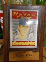 Nolan Ryan Baseball Card in Cherry Point, North Carolina