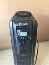 Oil-Filled Radiant Tower Electric Space Heater with Thermostat and Energy Saving Setting in Fort Campbell, Kentucky