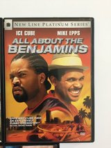 All about the Benjamin movie in Okinawa, Japan