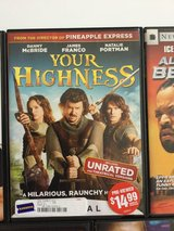 Your highness dvd in Okinawa, Japan
