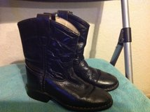 Genuine Leather Cowboy Boots Sz 10 in Fairfield, California