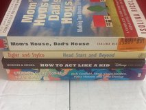 Parenting Book Lot in Ramstein, Germany