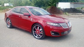2012 Lincoln Mks.. Niccceeee!!!!! in Fort Campbell, Kentucky