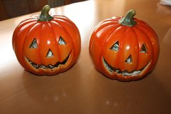 Halloween Candle Tea lights /Candy holder in Ramstein, Germany