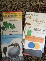 6 Leo Lionni Books + Teacher Activity Book in Ramstein, Germany