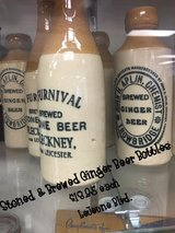 Stoned & Brewed Ginger Beer Bottles in Cherry Point, North Carolina