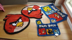 ANGRY BIRD RUGS in Fort Drum, New York