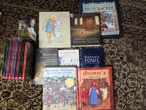 16 books - to include box set of Chronicles of Narnia in Ramstein, Germany