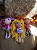 Lalaloopsy lot in Chicago, Illinois