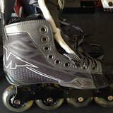 New new used Mission Roller blades sz 4E in Joliet, Illinois