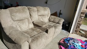 MICROFIBER recliners in Hemet, California