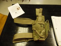 MULTICAM THIGH HOLSTER 9MM/45 in Fort Campbell, Kentucky