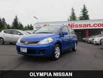 2012 Nissan Versa 1.8 S Waaaay under Blue Book!!! Gas saver!!! in Fort Lewis, Washington