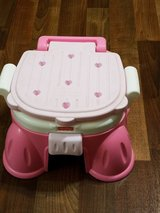 Fisher-Price potty training seat in Fort Irwin, California