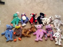 Beanie Babies in Warner Robins, Georgia
