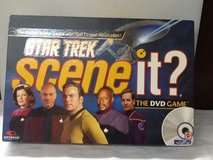 Star Trek Scene It DVD Game in Houston, Texas