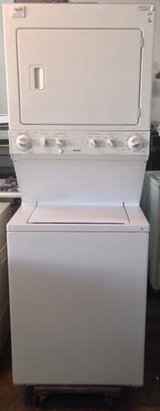 Kenmore Stackable Washer and Dryer in Camp Pendleton, California