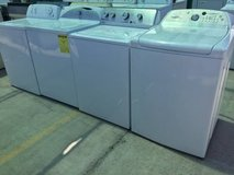 Dryer and Washer in Camp Pendleton, California