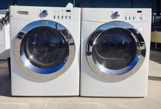 Frigidaire Frontload Washer and Dryer in Camp Pendleton, California