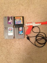 RETRO NES Games with Duckhunt Gun in Beaufort, South Carolina
